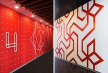 wall graphics - inspiration