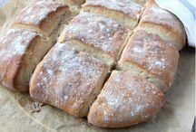 Bakning - bröd