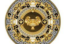 Versace piatti home collection