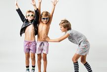 Bañadores Niños / Boy's swimsuits / Bañadores TO THE MOON para niños. Kid's swimsuits