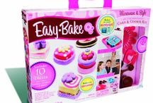 Easy bake oven / by Kellie Marzetta
