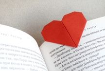 DIY Heart Bookmark