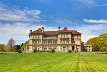 The Breakers, Newport RI / by Christina Florio