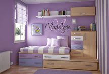 HOME-- Dream Kids Rooms Ideas / by Julie Purkey