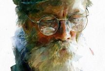 watercolor-portraits
