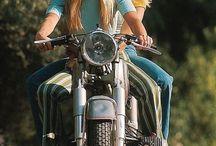 Pinup Moto Vintage