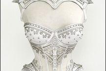 contemporary corsets