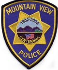 Patches & Logos / by Mountain View Police Department