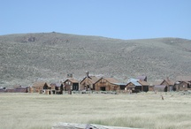 Bodie, California - MuseumPlanet.com / by Museum Planet