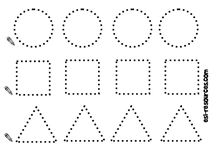 scuola - forme geometriche