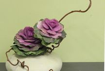 Bouquets et IKEBANA