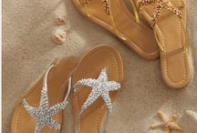 Sandals for the beach!
