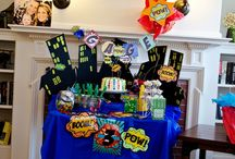 Super Birthday! / Kids party theme  / by Val Messier