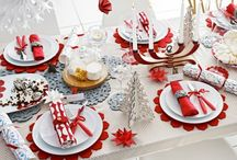 Karácsonyi asztal