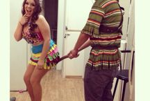 Piñata Halloween costume  / Halloween costume diy / by Jenn Montero