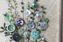 buttons/beads