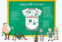 Bump, Baby & You Baby First Aid / This board by Bump, Baby & You is dedicated to raising awareness of baby first aid, to help equip our followers with potentially life saving skills.