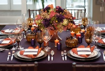 Autumn inspiration / Some flowers from autumn events.