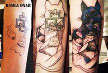Kazz Tattoo House works / tattoo work