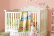 Little Girl Bedrooms / by Christie Will