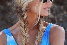 hiukset letille