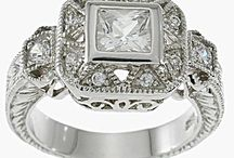 rings/jewelry / by Hilary Carroll