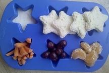 Arieannas Toddler Food / by Jessica Lucken