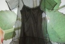 платья из фатина