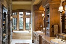 master bathroom / by Sharonica Leon