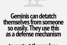 Gemini facts / Just for Fun