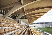 Stadium - grandstand
