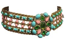 Jewel belts