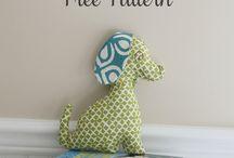 Free Plush Patterns