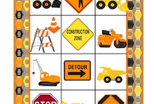 Preschool Construction / by Stacy Moynahan Paradiso
