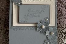 Hochzeitskarten / Karten
