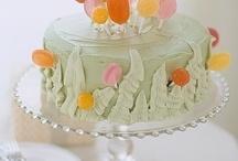 Cake Decorating Ideas / by Melissa Brusoe
