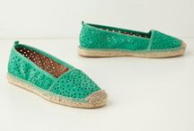 Muleady Spadriles from Anthropology / Moda, zapatos