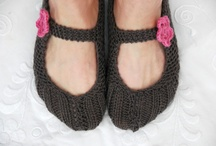 Knitting - Socks & slippers