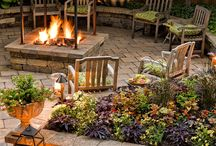 Garden Parties / Any time of the day works to take the party outside--and then your garden becomes your party decor'! Mix it up and match it up with a wide collection of serving pieces, candles and pots of gorgeous plants.