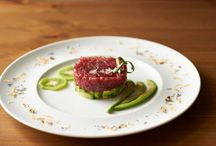 Menú / Our dishes and specialities I nostri piatti e le nostre specialità