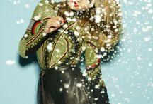 snow photoshoot :)