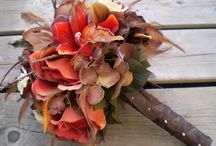 wedding bouquet / by Michelle Ronje McMurria