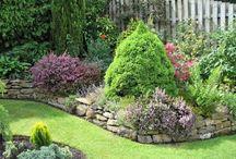 Gardens, gates, fences, doors