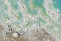 Moře a malování