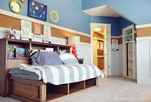 Kids Rooms / by Whitney T