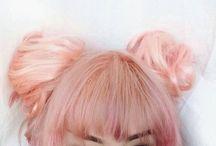 ♡Pink Hair♡
