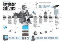 · INFOGRAPHIC · / Tablero dedicado a la infografía