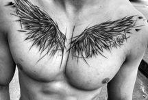 Erkekler için dövmeler