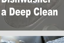 Deep cleaning appliances