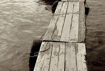 Wraft wooden/Причал